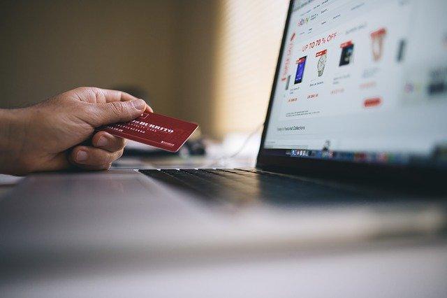 Internet Kreditkarte