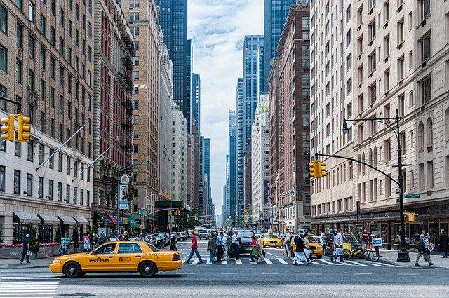 Innenstadt Verkehr
