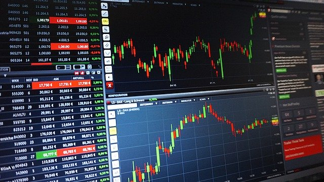 Handelkurs Börse