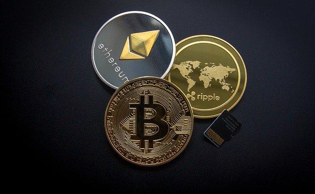 3 Kryptowährungen