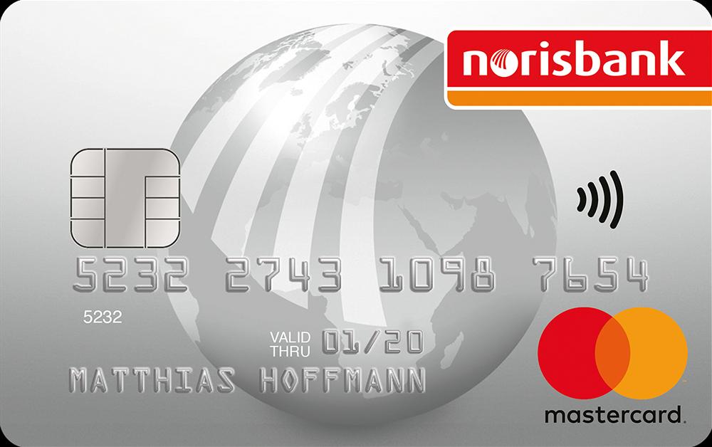 kreditkarte norisbank